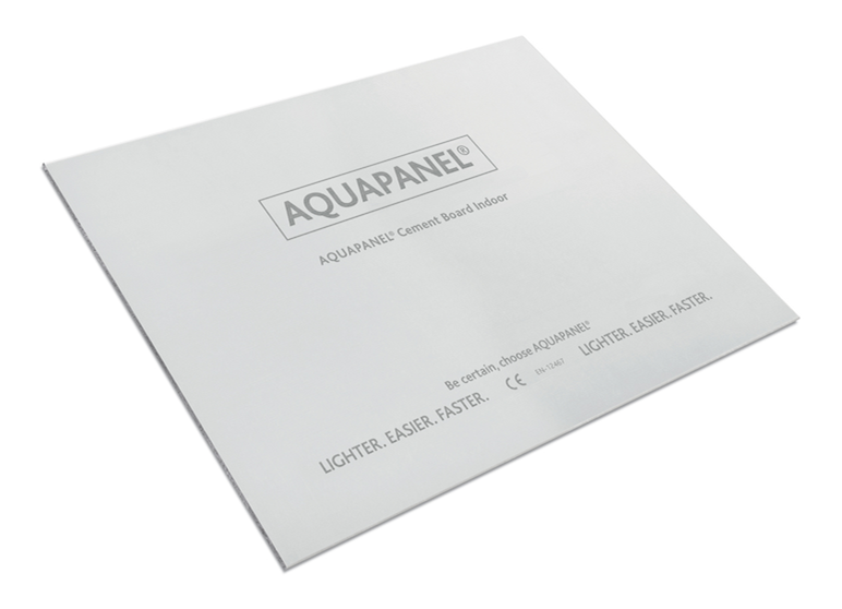Knauf Aquapanel Cement Board Indoor 12,5mm